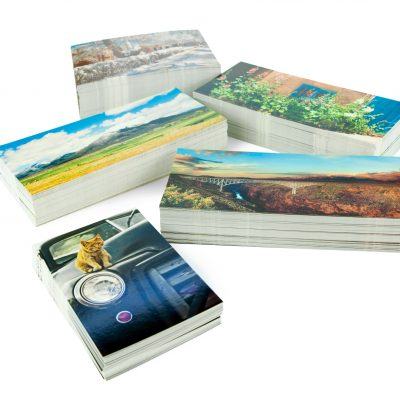 Business cards glasgow self service same day printing glossy postcards reheart Images