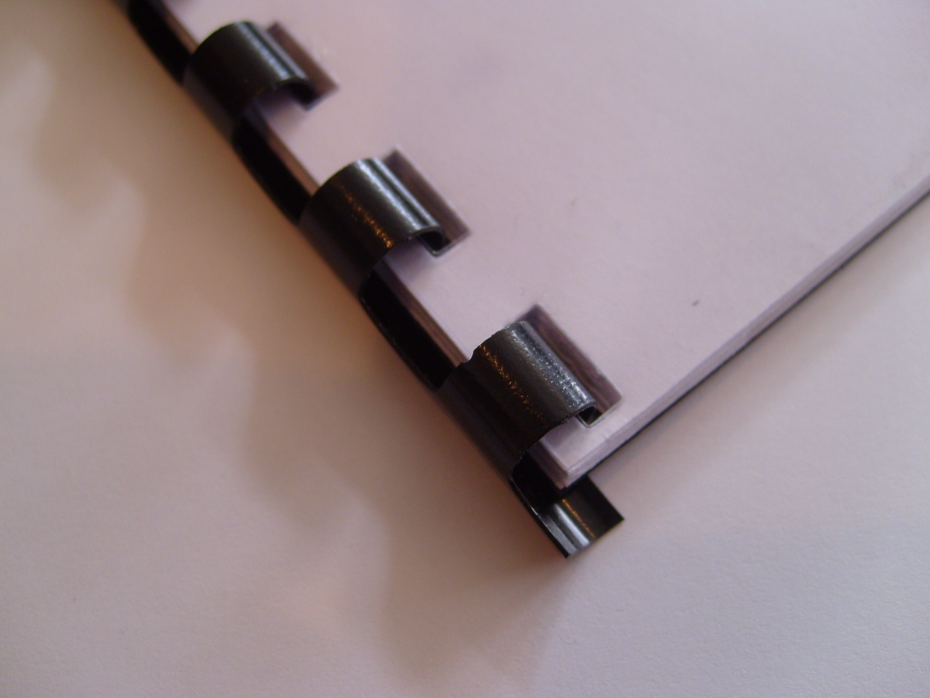 Document Binding - comb, wire-o, velo, thesis - thecopyandprintshop